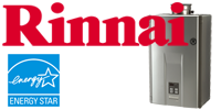Tankless-Water-Heater-Rinnai-Logo