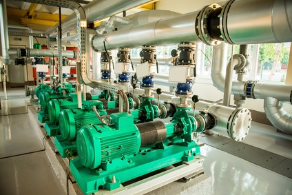 commercial boiler systems steam