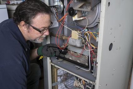 furnace install & repair