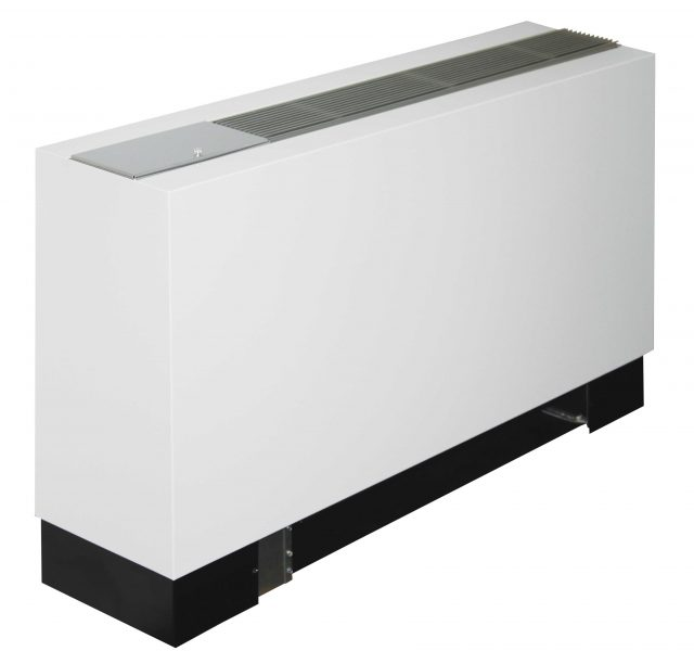 Whisperline WCS Console Unit Heat Pump Environmentally Friendly HVAC Toronto Heating