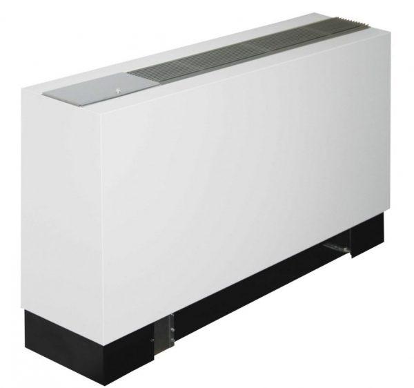 Whisperline WCS Console Unit Heat Pump Environmentally Friendly HVAC Toronto Heating
