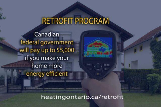 retrofit canadian energy efficiency grant